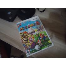 Mario Party 8 Nintendo Wii Completo Usado Poucas Vezes