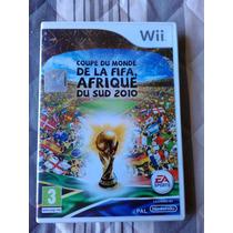 Copa Do Mundo Da Fifa África Do Sul - Wii - Europeu - Pal