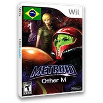 Metroid Other M Portugues Ou Trilogy Leia A Descrição