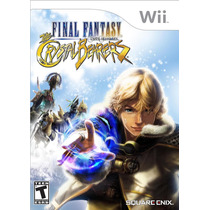 Final Fantasy The Crystal Bearers Wii