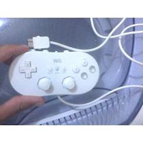 Controle Classic Controller Nintendo Wii Original(semi-novo)
