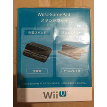 Carregador Base P/ Gamepad Nintendo Wii U - Pronta Entrega