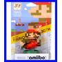 Amiibo Mario Classic Nintendo Wii U Smash Bros Original Novo