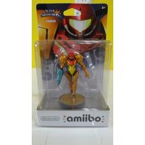 Amiibo Samus Metroid - Americano - Lacrado!
