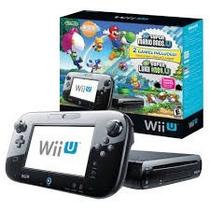 Wii U Mario E Luigi Deluxe Set, 32 Gb Novo Ler Descrição