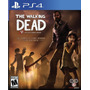 The Walking Dead The Complete First Season - Ps4 *frete R$ 9