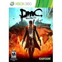 Dmc: Devil May Cry 5 (em Português) - Xbox 360 - Frete R$ 9