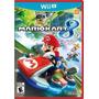 Mario Kart 8 - Nintendo Wii U -original Lacrado