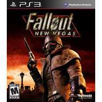 Fallout: New Vegas - Ps3 / Playstation 3 - Frete R$ 9