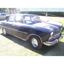 Aero Willys Itamaraty 1968 No Meu Nome Toda Original 6cc