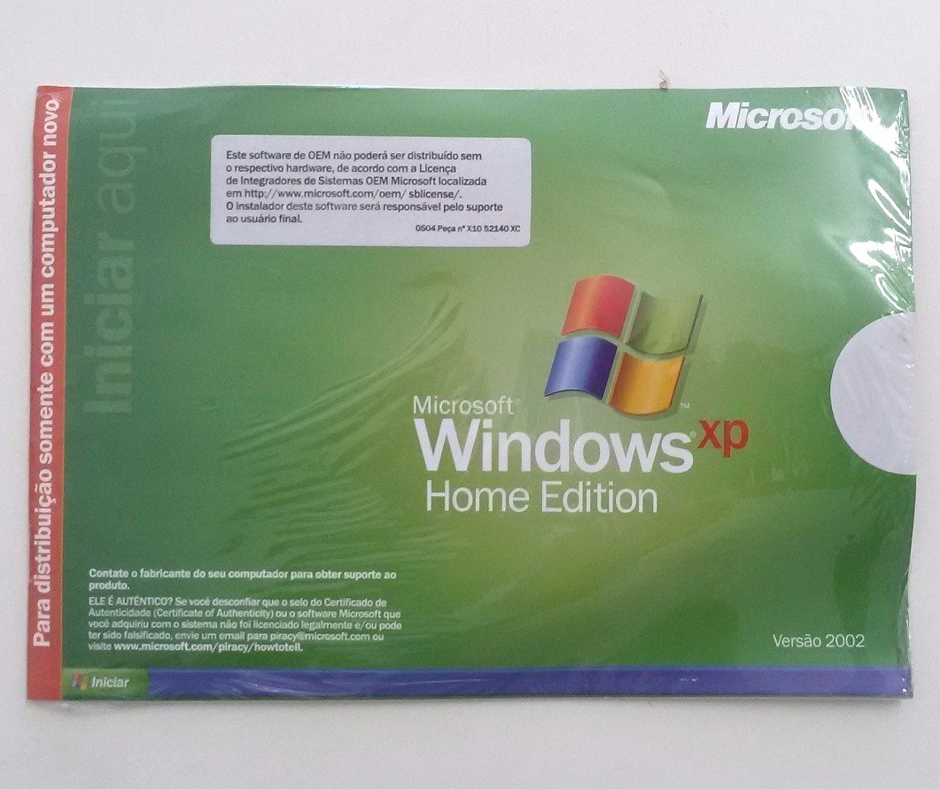 Windows XP Home Edition OEM ISO Download - Single Click ...