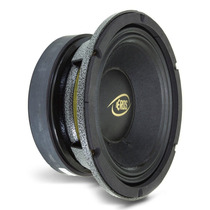 Woofer 8 Eros E-358 Xh Black 350 Watts Rms Médios E Graves