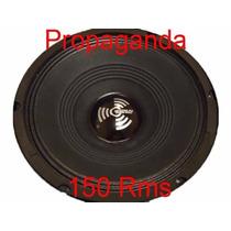 Alto Falante Woofer 10 Magnum Propaganda Em Geral - 150wrms