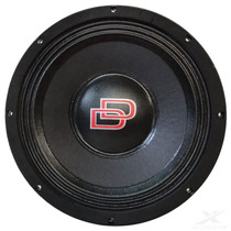 Woofer Digital Designs Ddpw1512 S4 12 Pol. 1500 Wrms 4 Ohms