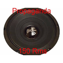 Alto Falante Woofer 12 Magnum P/propaganda Geral 300w-8 Ohms