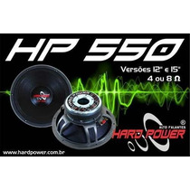 Hard Power 550 Rms