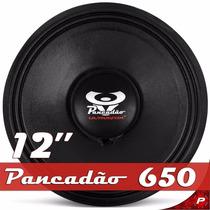 Ultravox Pancadao 650 Rms 8 Ohms Auto Falante Woofer 12 Alto