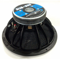 Woofer Protech Sub800 - 15 - 800wrms