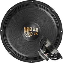 Alto Falante Eros Woofer Target Bass 3.0 18 Pol Maxcomp