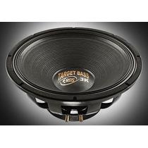 Woofer Eros Target Bass 3k 8ohms 18 E-18 1500rms