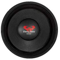Alto Falante Ultra Bass Ultravox Utb2218 2k2 18 4/8 Ohms