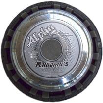 Alto Falante Alpha Khromus Woofer 15 1200w Loja Kadu Som