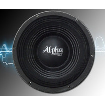 Woofer Alpha Khromus Alpha 18