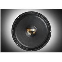 Alto Falante Woofer Eros Target Bass 3.0k 18 Pol 1500w Rms