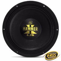 Alto Falante Eros E12 Hammer 4.7k 2.350rms 2 / 4 Ohms