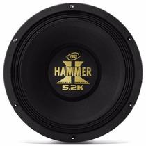 Alto Falante Eros E12 Hammer 5.2k 2 E 4 Ohms 5.200w 2.600rms