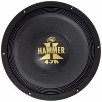 Alto Falante Eros E12 Hammer 4.7k 2.350rms 2 E 4 Ohms