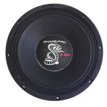 Alto Falante Woofer Snake Pro Cobra 12.600 600w Rms