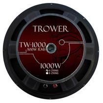 Alto Falante Woofer Trower 12 Tw-1000 500w Rms 4 Ohms