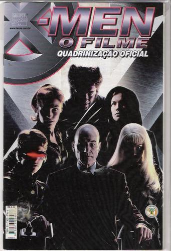X-men O Filme - Quadrinização Oficial