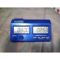 Relógio Digital De Xadrez Sitec Com Defeito