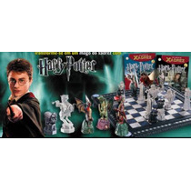 Xadrez Harry Potter - Peças Avulsas Lacradas Dos Dragões