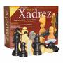 Peças Pedras De Xadrez - Xalingo - Em Madeira - Original