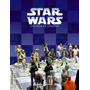 Star Wars Xadrez Completo (2 Jogos) + Tabuleiro