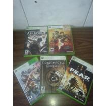 Kit De Jogos Xbox 360