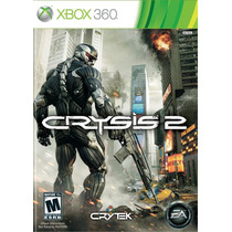 Crysis 2 - Xbox 360 Novo, Lacrado, Dvd