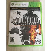 Battlefield Bad Company - Ultimate Edition (eua) Xbox 360