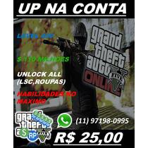 Up Na Conta Gta V Online