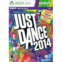 Just Dance 2014 Xbox 360 Mídia Física Lacrado