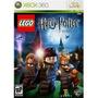 Lego Harry Potter Years 1-4 Xbox 360 Portuges Frete Gratis