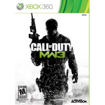 Game Activision Xbox 360 - Call Of Duty Modern Warfare 3