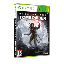 Game Microsoft Xbox 360 - Rise Of The Tomb Raider