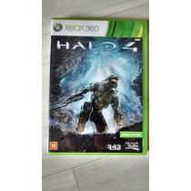 Jogo Hallo 4 Original Xbox 360 Usado