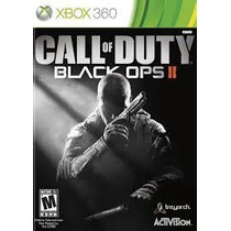 Call Of Duty Black Ops 2 Xbox 360 Novo Midia Digital