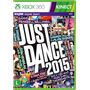 Jogos X360 Just Dance 2015 + Call Of Duty Black Ops1 - Novos