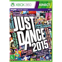 Jogos X360 Just Dance 2015 + Call Of Duty Black Ops1 - Novos